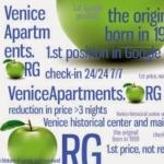 Alla ricerca di un appartamento privato non caro a Venezia …vado e scopro una bella realtà….quella di Venice Apartments