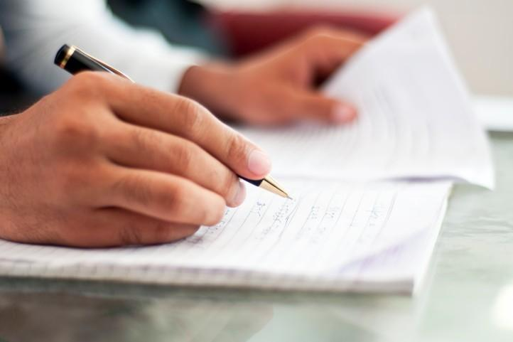 scrivere una lettera di presentazione