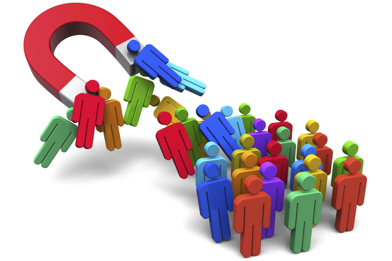 attirare i clienti