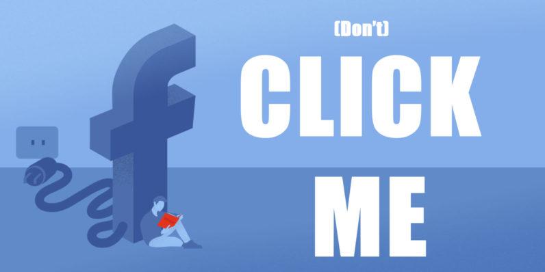 penalizzazioni di Facebook