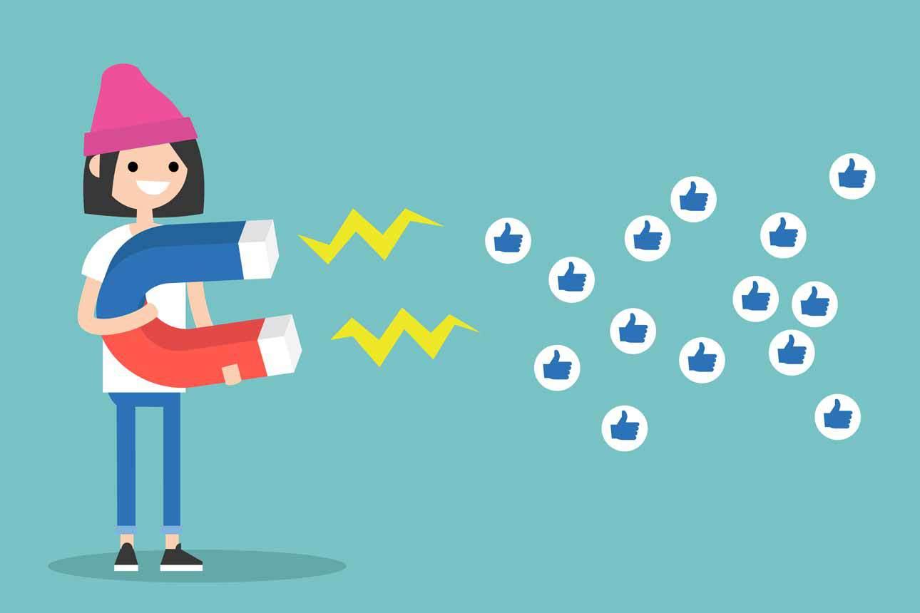 trovare e pubblicare contenuti migliori per avere successo sui Social