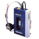 Sony Walkman anniversario: compie 35 anni l'icona dei music player