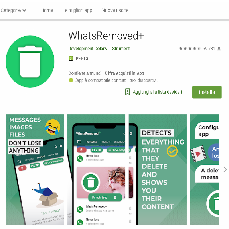 Come recuperare video WhatsApp | Salvatore Aranzulla
